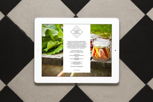 Helsinki Food Company — Werklig