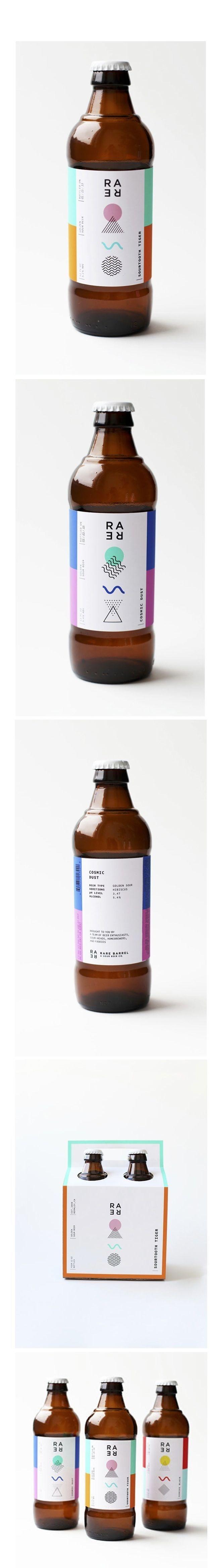 Förpackad -Sveriges största förpackningsblogg Förpackningsdesign, Förpackningar, Grafisk Design » Så 2014 - CAP&Design - Nordens stö #beer #bottle