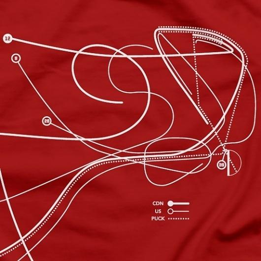 Hockey Gold: Women's Red