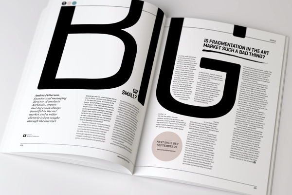 Artworks Journal - Editorial Design and Art Direction #graphic design #layout