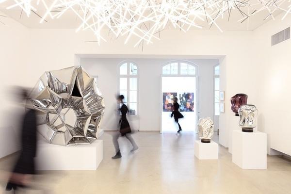 LTVs, Interview, Jacqueline Frydman, Passage de Retz, Lancia TrendVisions #interview #art