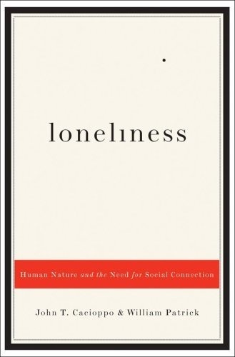 Loneliness #cover #editorial #book