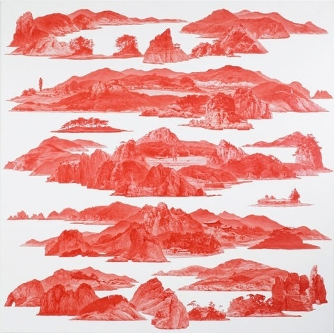 FFFFOUND! | Even if the whole world were to fall to pieces, the unity of the... - but does it float #butdoesitfloat #art