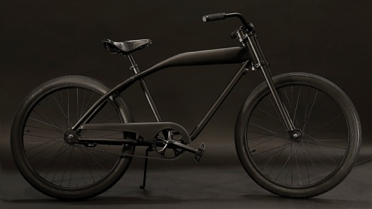 Wanted: A Beach Cruiser Bike That Looks Ultra Tough | Co.Design #bikes