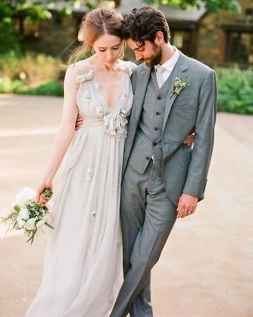 Real Weddings | Martha Stewart Weddings #wedding #film