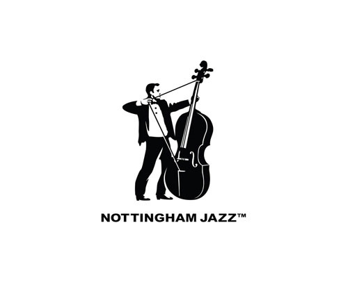 Graphic Design, Nottingham, Jazz, Music, Black, White, Clear, Idea #nottingham #jazz #simple #idea