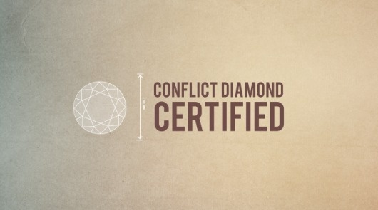 Blood Diamonds - KN #diamond #certified #conflict