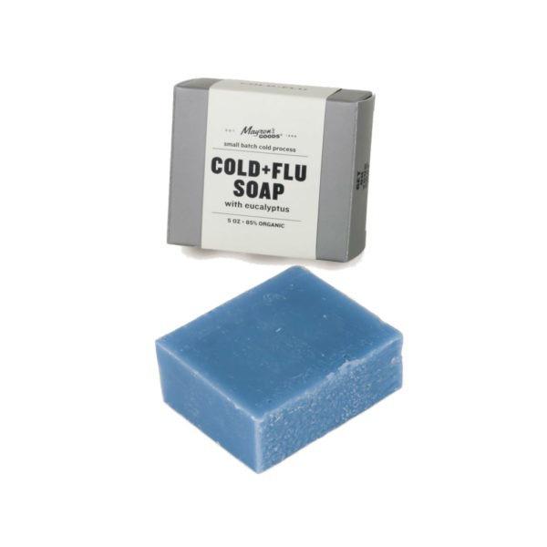 Eucalyptus Cold Flu Soap