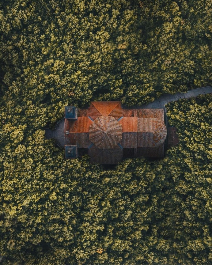 Stunning Drone Photography by Boyan Ortse