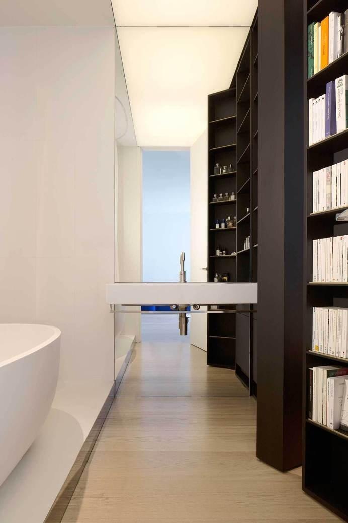 Apartment 108 by Rodolphe Parente #interior #minimalist