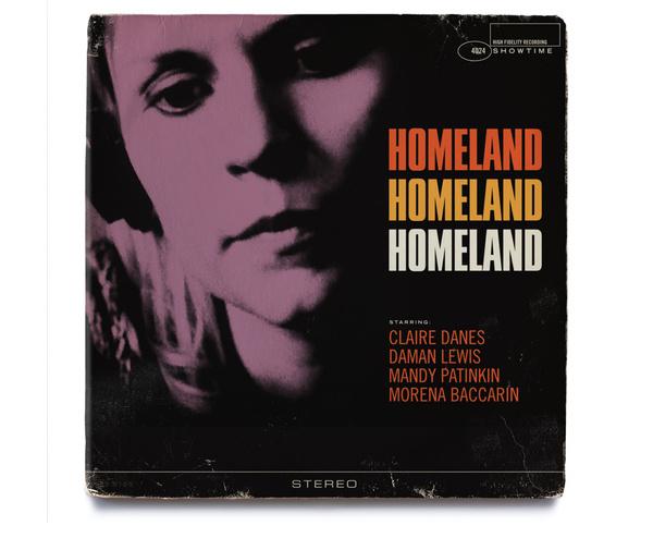 HOMELAND #album #cover #homeland