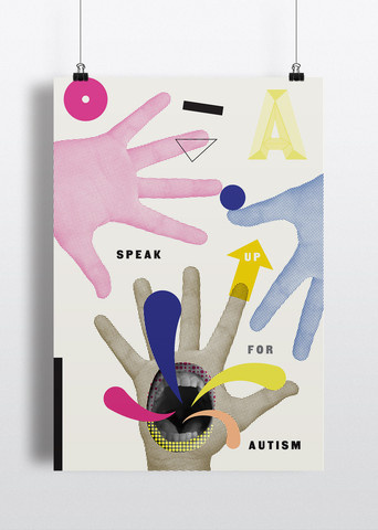 Political: Social AwarenessAutism #autism #awareness #poster #social