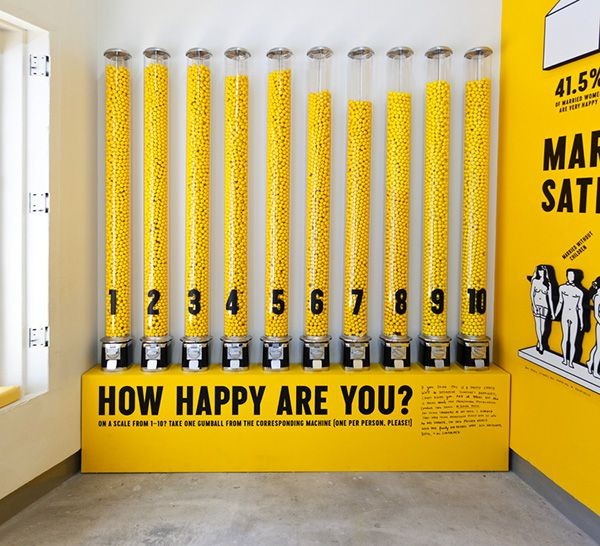The Happy Show on Behance