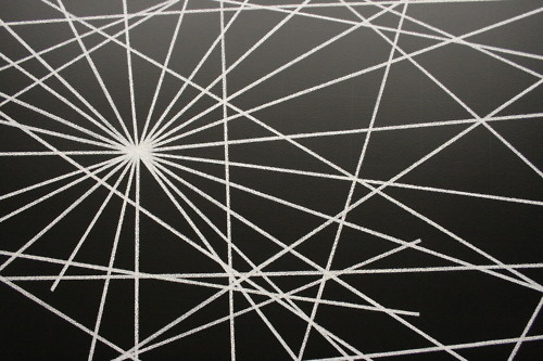 Wall Drawing #289 by Sol LeWitt