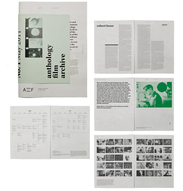 Andrea Carillo Iglesias #print #newsletter #magazine #typography