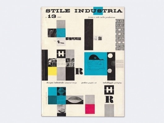 Display | Stile Industria 13 | Collection #packaging #design #graphic #italian #industria #industrial #art #sile
