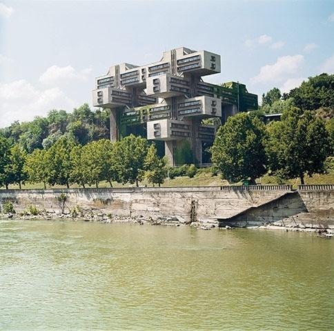 In pictures: Frédéric Chaubin's subversive Soviet superstructures | Art and design | guardian.co.uk #architecture