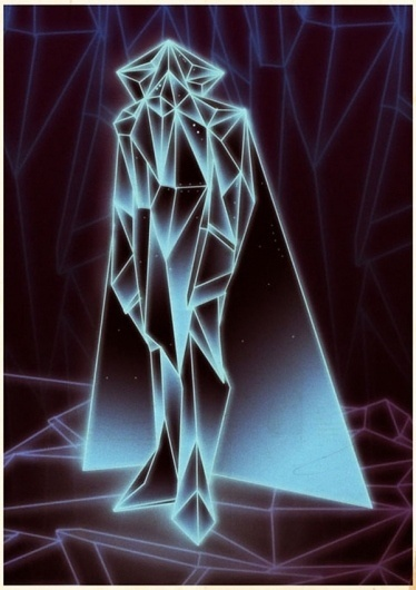 Various work 4 on the Behance Network #fi #light #sci #creature