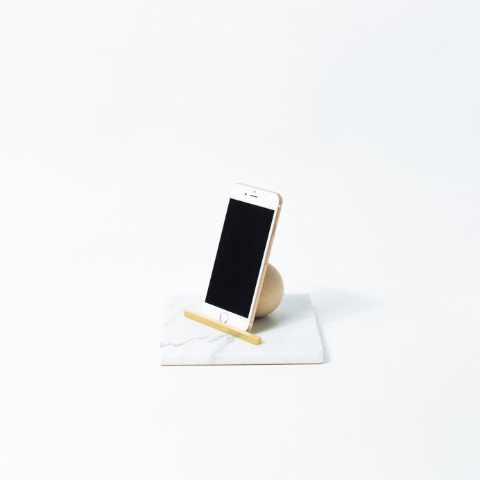 Marble iPad Stand