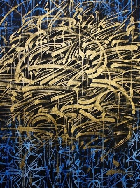 Kamea Hadar & Defer   PICDIT #graffiti #painting #art