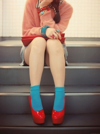 キ  リ  ペ  チ  カ #fashion #photography #color