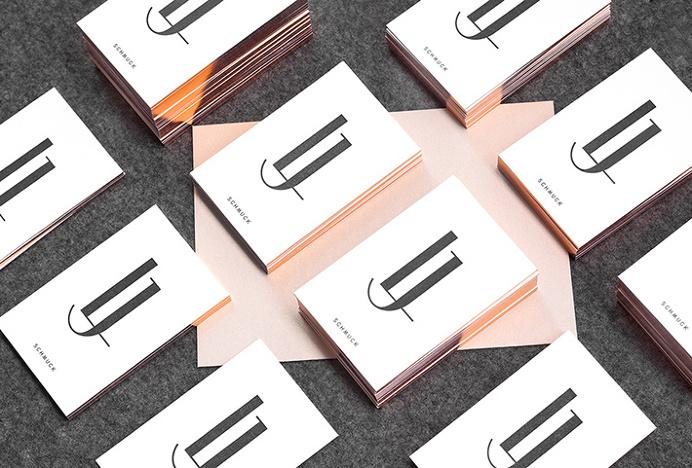 Jennifer Lingg Schmuck by Rosali Thomas #stationary #graphic design #jewellery #business cards