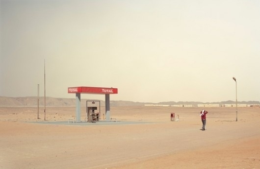 WANKEN - The Blog of Shelby White » Chris Sisarich: The Middle of Nowhere #photography #desert