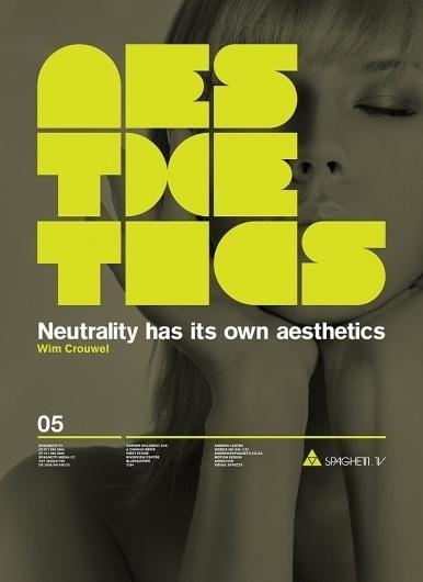 Spaghetti Posterize - Anthony Neil Dart #design #graphic #anthony #dart #typography