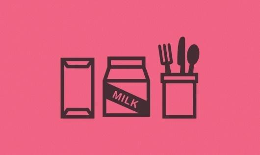 Celeste Prevost #pictogram #icon #shoppe #celeste #prevost #the #minimal