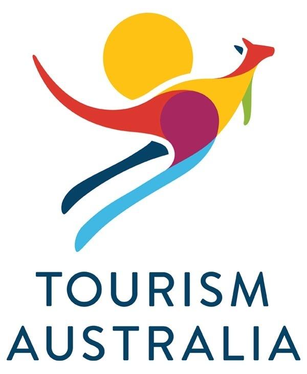 New tourism Australia logoaustralia #australia #design #tourism #art
