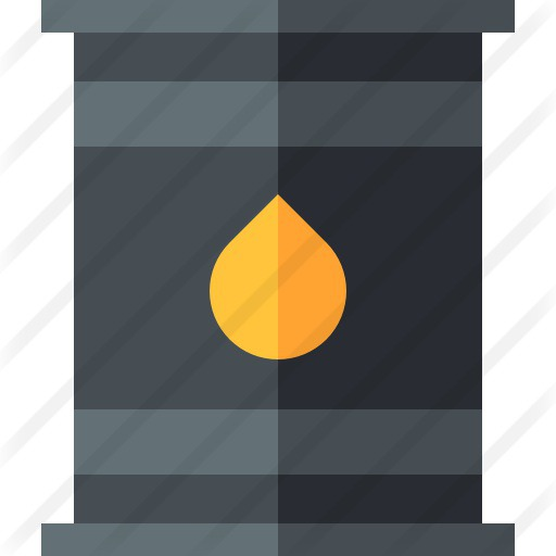 See more icon inspiration related to oil, oil barrel, shipping and delivery, construction and tools, combustible, diesel, barrels, barrel, petroleum, gas station, tank, chemical, industry, petrol station, petrol, energy, gasoline, fuel and transport on Flaticon.