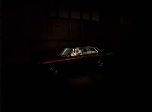 Olivier Metzger — Portfolio — Slash Paris #olivier #photography #art #car #metzger