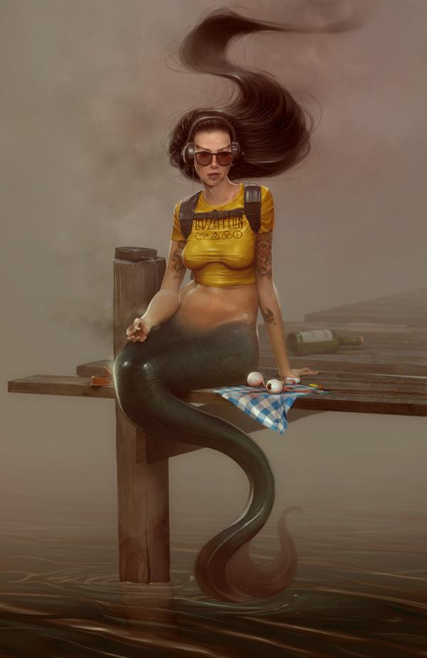 JOLLEENE ROGER #draw #illustration #brazil #painting