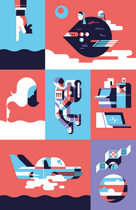 Timo Mayer #illustration