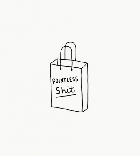 this isn't happiness™ (Keep Shopping)  #shop #illustration #retail #consumerism #stuff