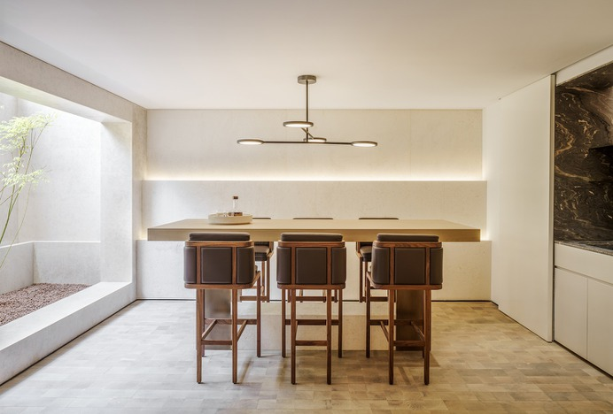 Jing'an Residence by Mason Studio