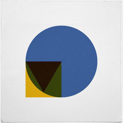 #288 Fundamental – A new minimal geometric composition each day