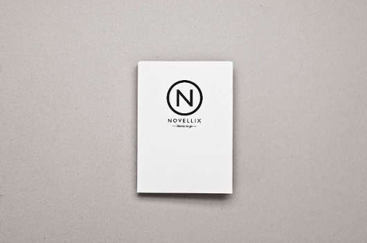 Portfolio of graphic designer Tobias Eriksson #novels #mini #packaging #format #gift #novellix