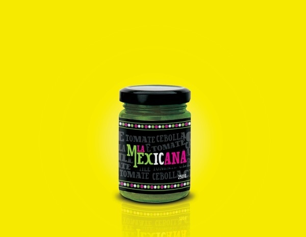 LA MEXICANA HOT SAUCE on Behance