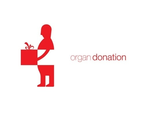 Committee of Organ Donation in Lebanon | Logo Design Love #logo #clever