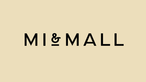 Mi & Mall Logo, by Atipo #inspiration #creative #logotype #design #graphic #logo
