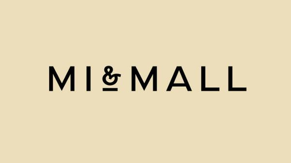 Mi & Mall Logo, by Atipo