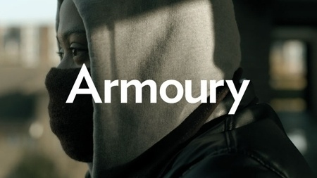 FormFiftyFive – Design inspiration from around the world » Blog Archive » Armoury London #photography #design #branding