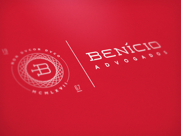 Benício Lawyers on Branding Served