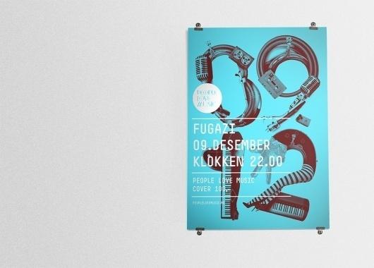 Bureau Bruneau #print #poster