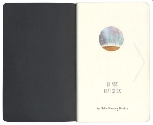 design work life » Things That Stick #project #sketchbook