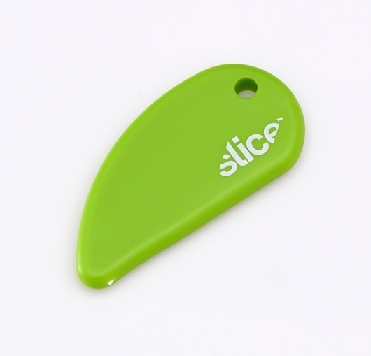 Slice - Safety Cutter #product #typograph #identity #typography