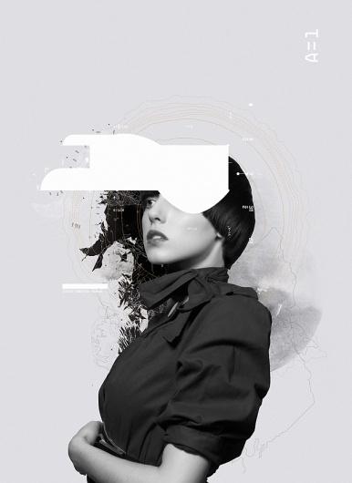 Synthesize - Anthony Neil Dart #neil #design #graphic #anthony #poster #dart