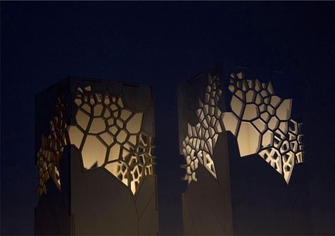 Table Light by Mariam Ayvazyan - #lamp, #design, #lighting,