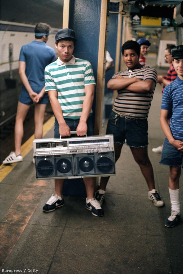 New York 80's
